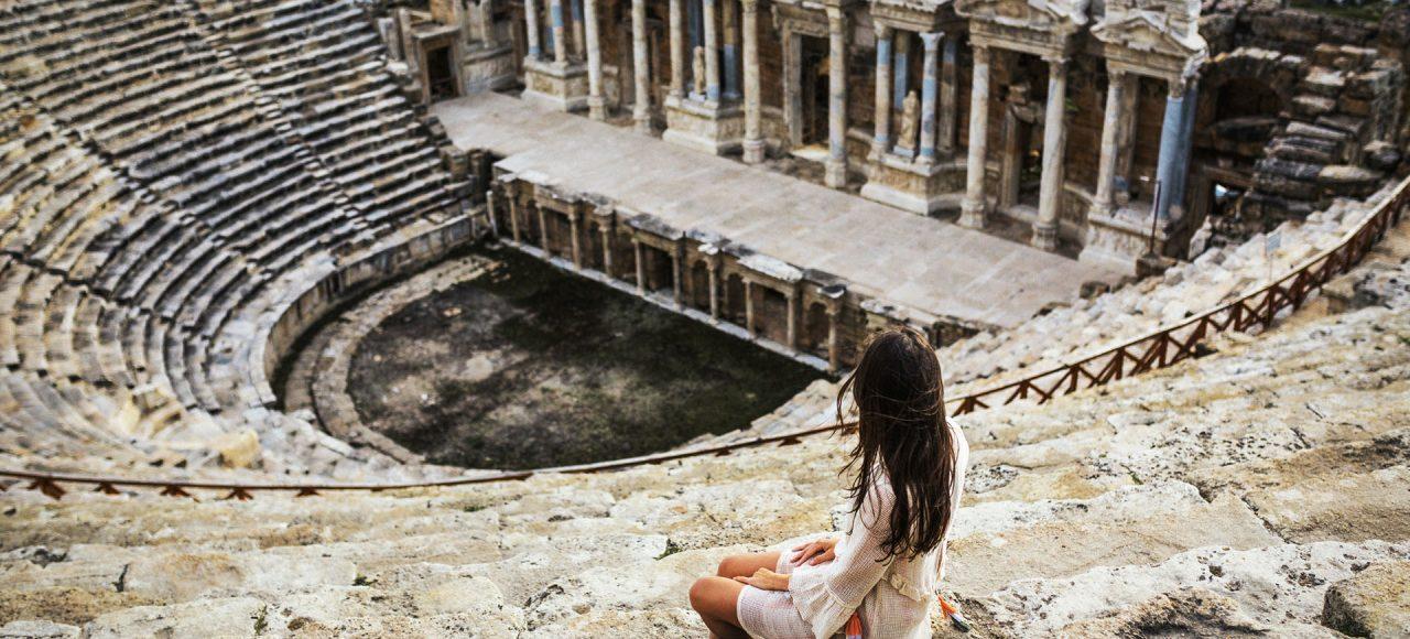 Ancient Theatres of Anatolia